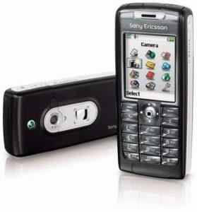 Photo of Sony-Ericsson T637